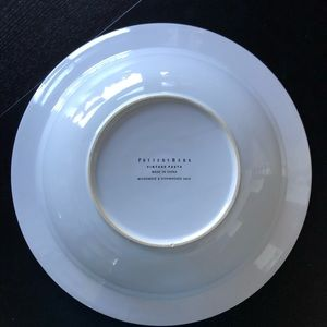 Pottery Barn Dining - HUGE Pottery Barn Vintage Pasta Bowl